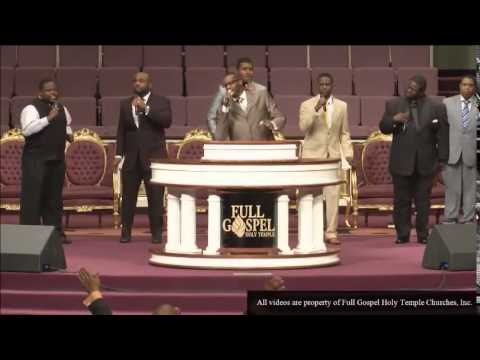 Elder Tracy Aaron & Purpose - He Laid His...