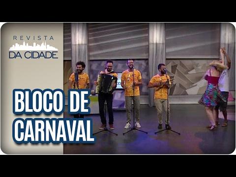 A Ema Gemeu de Canto a Canto - Revista da Cidade (17/02/2017)