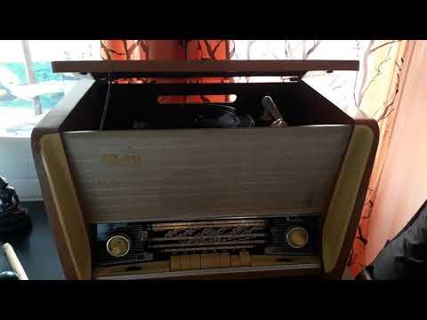 Latvia vintage radio