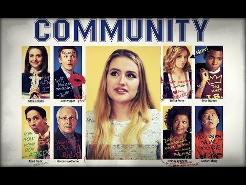 Сообщество - самый смешной комедийный сериал ?!  СТ#5