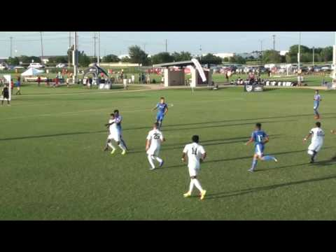 PDA U18s vs Montreal 2016 Playoffs June 2016