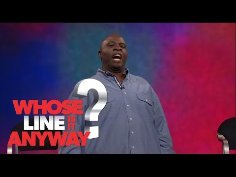 Best of Gary Anthony Williams Season 10 Part 1 Whose Line Is It Anyway? US