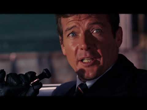 Roger Moore's Best 007 Lines