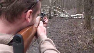 видео Пневматическая винтовка Smersh R1