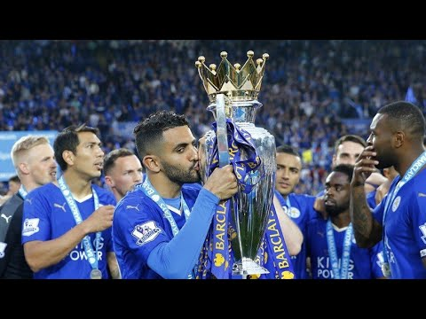 Leicester City From Relegation To CHAMPIONS (The Story 2015/16)