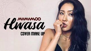 [Eng] 마마무 화사 커버 메이크업🌙✨ MAMAMOO HWASA COVER MAKEUP l 이사배(RISABAE Makeup)