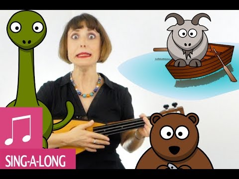 Songs for Kids - A Hunting We Will Go by Alina Celeste - Animals and Rhyming