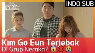 Kim Go Eun Terjebak Di Grup Neraka? 😱😡😭 #CheeseInTheTrap 🇮🇩INDO SUB🇮🇩