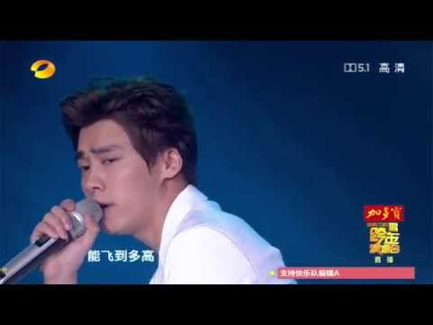 [31.12.2014] Lý Dịch Phong- Kiếm Thương -Hunan TV