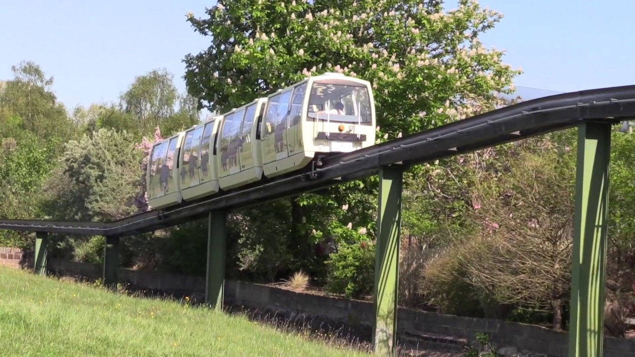 Map Of Chester Zoo England.Chester Zoo Monorail