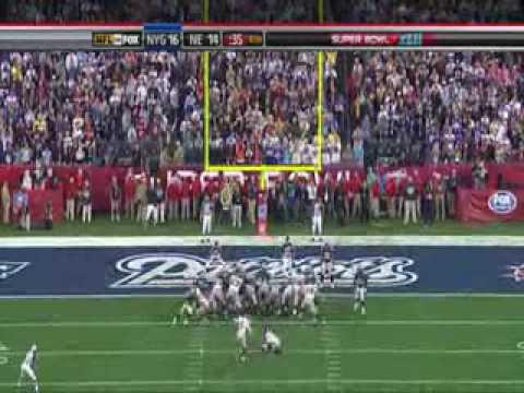 Game Winning Touchdown; Super Bowl 42
