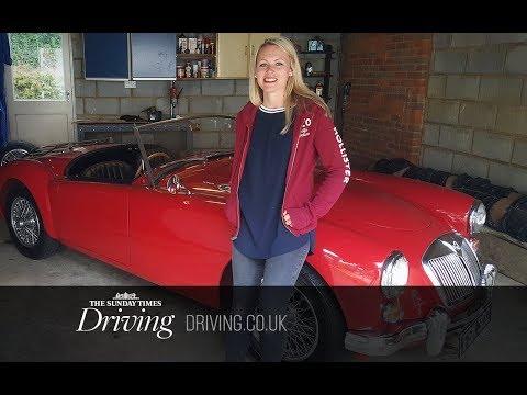 I inherited an MGA: I inherited an MGA: how a classic car changed how I look at motoring
