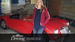 I inherited an MGA: I inherited an MGA: how a classic car changed how I look at motoring