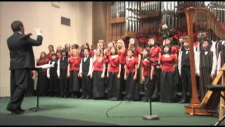 Burbank Chorale, Childrens Program-1