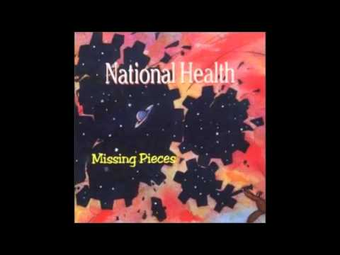 NATiONAL HEALTH (STEWART / GASKiN) :: Starlight on Seaweed (UK