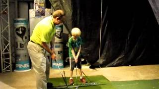 "Matt Christian ""Breaking It Down"" Golf Clinic"
