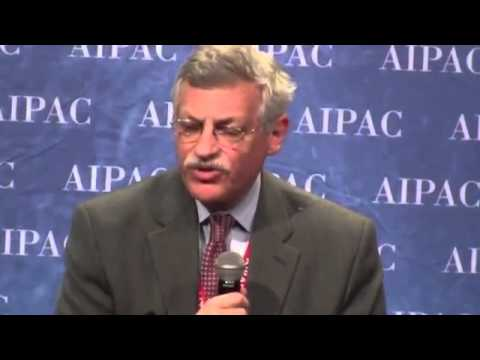 Indigenous people of Palestine are Jews- Historian Bradley Gordon at AIPAC '14