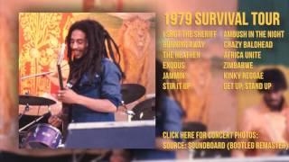 Baixar Bob Marley - Santa Barbara Bowl 11/25/79 (SBD - Bootleg Remaster)