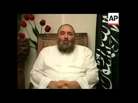 Muslim cleric on being given life sentence in absentia
