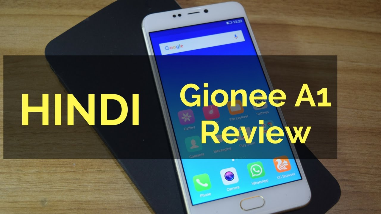 [हिंदी - Hindi] Gionee A1 Review, Camera Samples and Unboxing