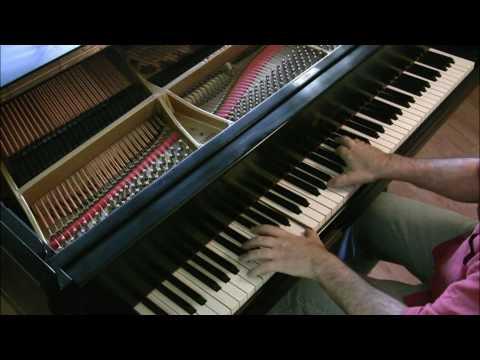 Scarlatti: Sonata in A major, K322 | Cory Hall, pianist-composer
