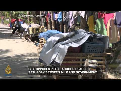 Inside Story - Philippine rebels: A challenge to peace?