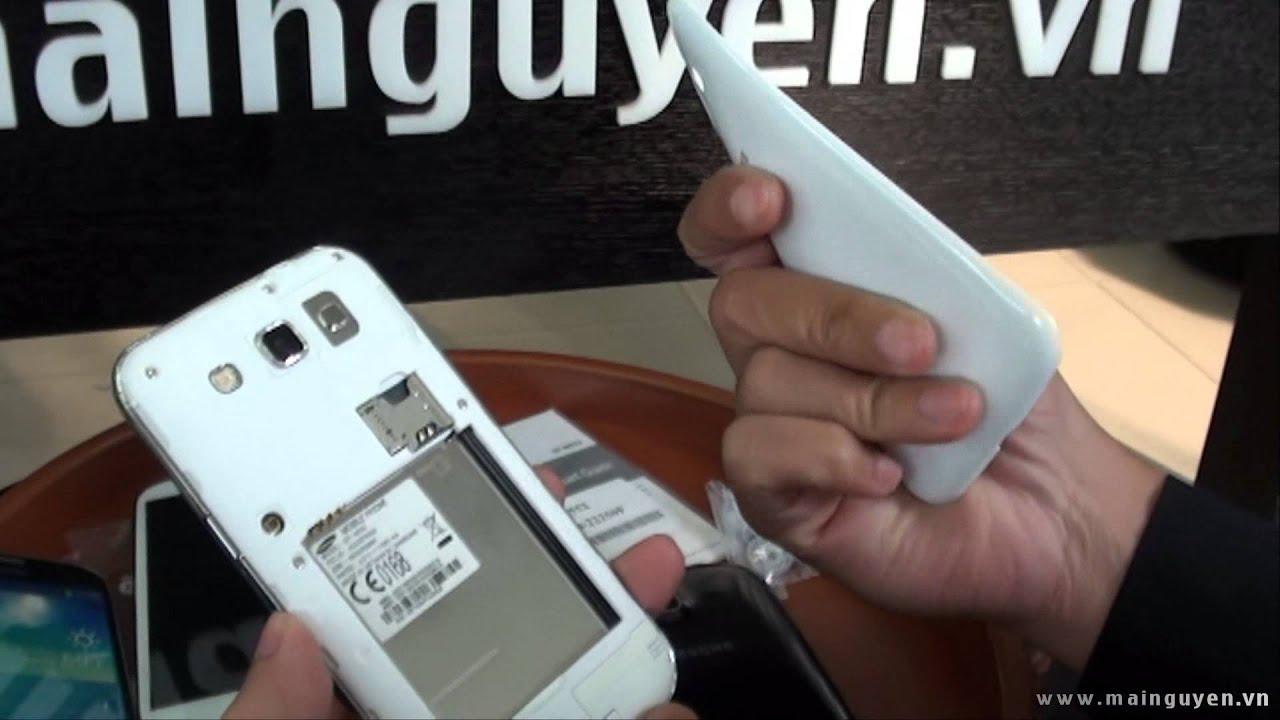 Khui hộp Samsung Galaxy Win I8552 – www.mainguyen.vn