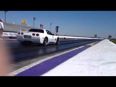 Ben's 9 second, stock bottom end LS1 record setting C5 M6 pass