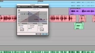 Free Tutorial: Using Fade Presets & Batch Fades In Pro Tools 12 3