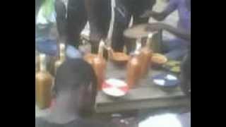 COTE D IVOIRE 2012 TABASKI A MOSSIKRO DEVANT LE CHAPALLO
