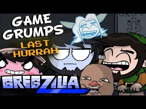 Game Grumps Animated  Last Hurrah  Gregzilla