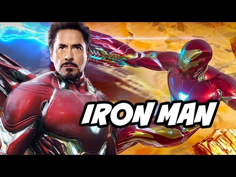 Avengers 4 Endgame Promo - Iron Man New Car Breakdown
