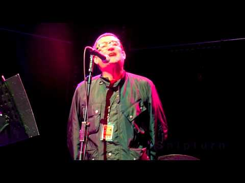 Old Red Eyes Is Back - Paul Heaton - G Live Guildford - 16th November 2012