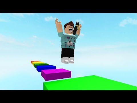 WORLD'S EASIEST OBBY IN ROBLOX