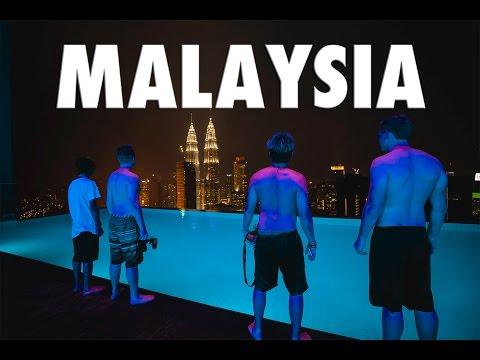EXPLORING CREW REUINITED AFTER 7 MONTHS - Kuala Lumpur, Malaysia