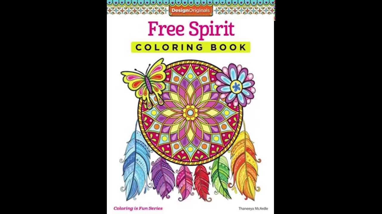 Free spirit coloring book by thaneeya mcardle coloring books by - Free Spirit Coloring Book By Thaneeya Mcardle Coloring Books By 15