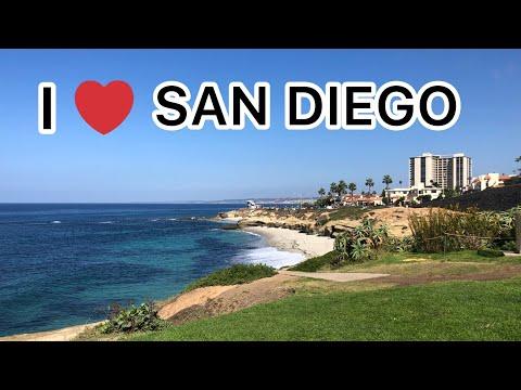 САН ДИЕГО - лучший город США   Плюсы и минусы жизни в Сан Диего