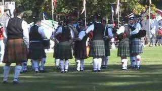 Cincinnati Caledonian Pipes & Drums Gr3 Stone Mountain 2006
