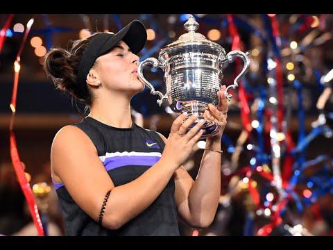Bianca Andreescu vs Serena Williams | US Open 2019 Finals Highlights