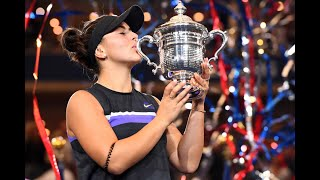 Bianca Andreescu vs Serena Williams | US Open 2019 Finals Highlights