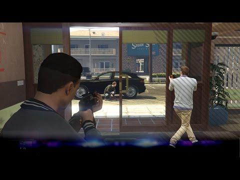 [GTA V] Ontsnapte gevangenen doen bankoverval! - Ep 3 -  Noway Roleplay (GTA5 MP + Mods)