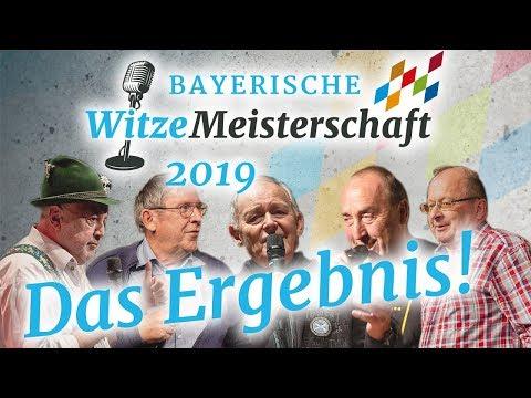 Das Finale der Bayerischen Witzemeisterschaft 2019
