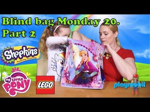Blind Bag Monday Episode 20 Part 2 Youtube