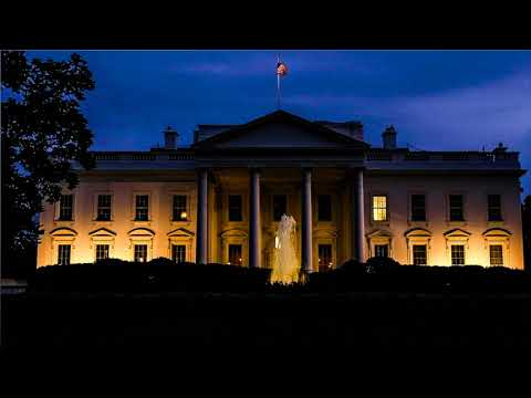 White House on Lockdown After Vehicle Strikes Security Barrier