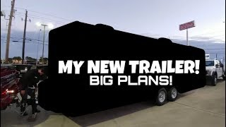 New Trailer for the F450! See what I traded in!