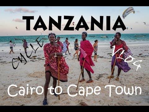 Cycle Cairo to Cape Town Ep. 4 - Loving Tanzania - Bicycle Touring Africa HD