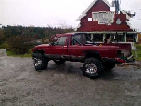 Test Driving My Jeep Comanche After Lift Youtube