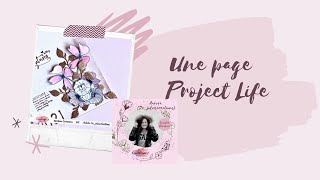 Page Project Life