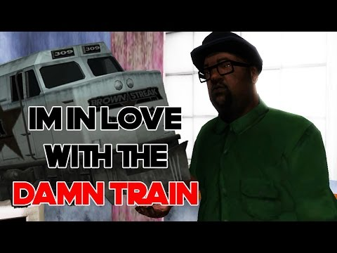Im In Love With The Damn Train