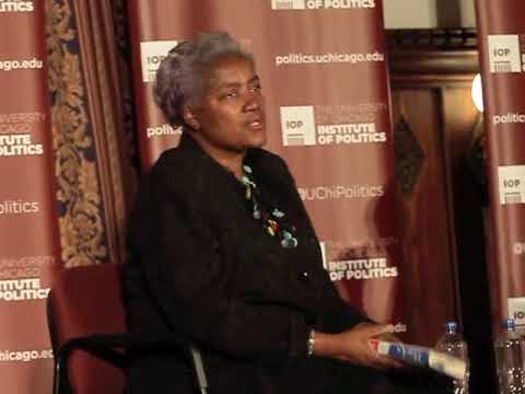 Donna Brazile at University of Chicago